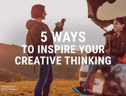 5 Ways to Inspire Creative Thinking