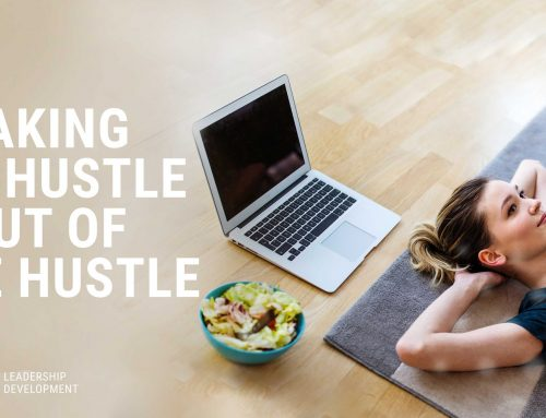 Taking the Hustle Out of Side Hustle